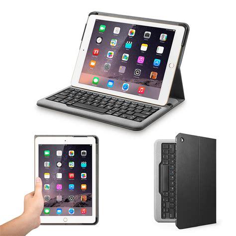 anker bluetooth folio keyboard case  ipad air