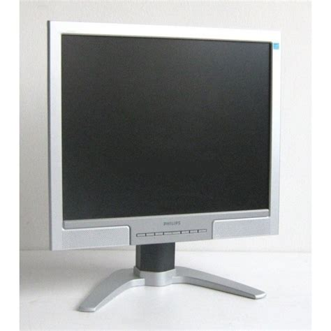 Monitor Lcd Philips 19 Inch philips 190b hnbb190t 19 inch lcd monitor with in built speakers