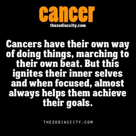 zodiac cancer facts truth i ve been told i do things in