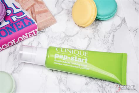 Masker Clinique lip masker masker clinique pep start may cate