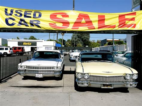 used car sale 3 things that the used car salesman can teach us about