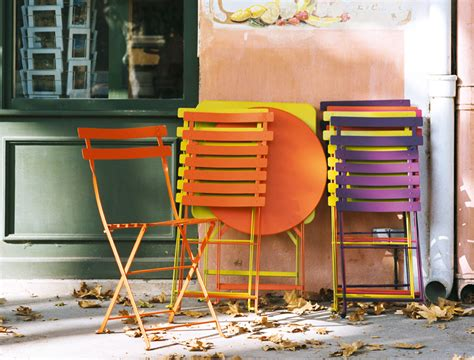 Fermob Bistro Table And Chairs Fermob Outdoor Lounge Furniture For Interieur