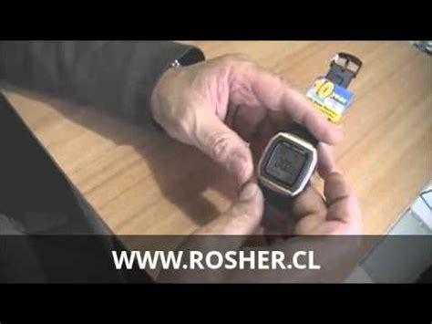Casio Aw 80 Replika como cambiar la hora digital ccasioasio aw 80 en espa 241 ol