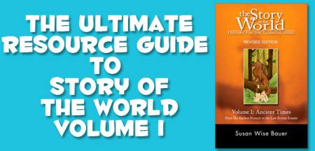 The Ultimate Guide To Resources the ultimate guide to resources and activities for story