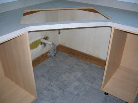 corner prep sink drawer base to make the main peninsula 33 best images about kitchen passthrough on pinterest