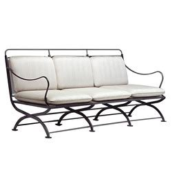iron sofa design iron sofa mid century modern rattan and wrought iron sofa
