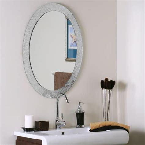 small oval mirrors bathroom bathroom mirrors inspiring modern ideas founterior