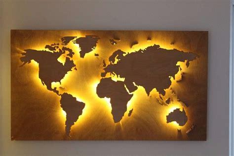 Wall Sticker Design world map wall art rs floral design diy mural world