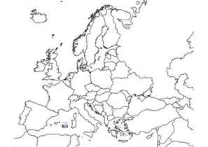 cad and bim object europe map polantis