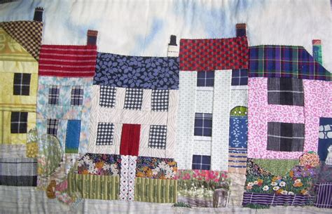 Patchwork House - quilts and other traditions patchwork houses