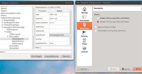 qt layout tool robert knight s blog qt inspector
