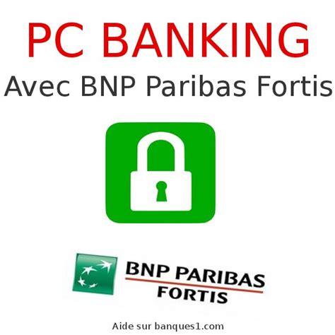 bnp fortis bank pc banking bnp paribas fortis effectuer un paiement en ligne
