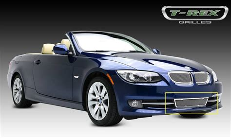 t rex bmw 3 series coupe class polished bumper