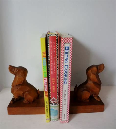 Handmade Wooden Bookends - the world s catalog of ideas