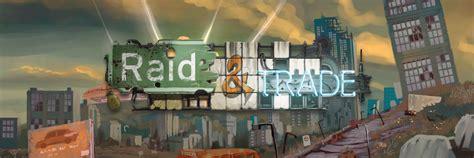 Raid Trade raid trade apresentando o jogo rederpg