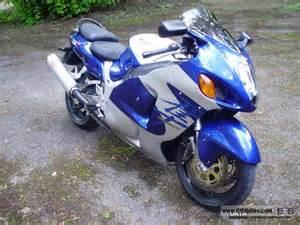 2001 Suzuki Motorcycle 2001 Suzuki Hayabusa
