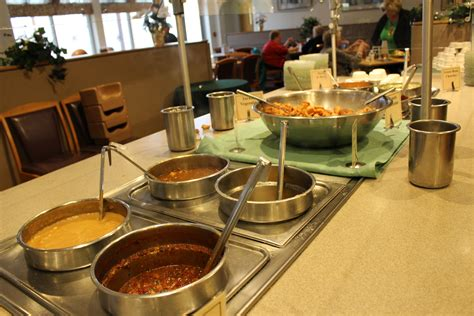 soup and salad buffet choose wisely soup and salad bar at shrine restaurant belleville illinois midwest wanderer