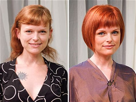 over 50 makeovers before and after hairstyle makeovers before and after