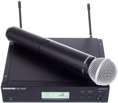 Mic Wireles Shure Urd 9 Black Series Metal Shure Blx24r Sm58 S8 Wireless System Mit Handsender
