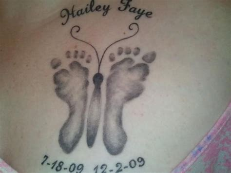 haven tattoo child memorial tattoos i t quot lost quot a child but i