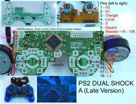 Papan Pcb Stik Stick Ps2 아케이드 개조스틱 기판을 듀얼쇼크 2 기판으로 교체 자작 없으면 만드는 갤러리 루리웹