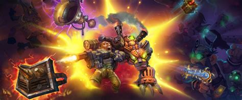 Who Let The Goblins Out Galacula And Rayd8 by Hearthstone Goblins Vs Gnomes Class Combos To Look Out