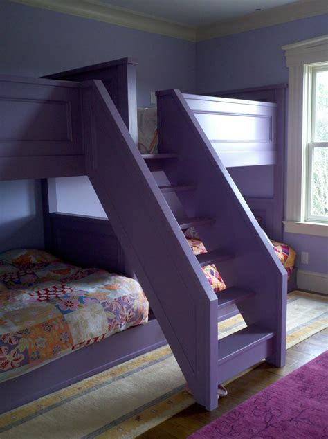 Four Bed Bunk Bed Wonderful Bunk Beds Homesfeed