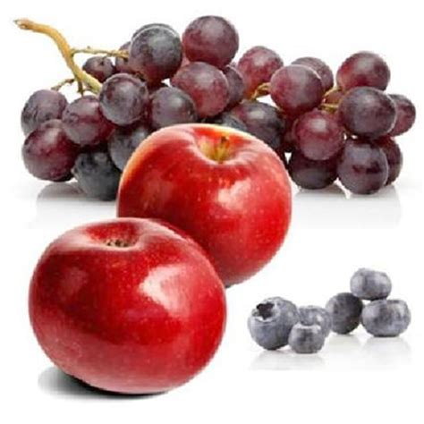 If Were Apples And Were Grapes blueberries grapes and apples linked to lower risk of