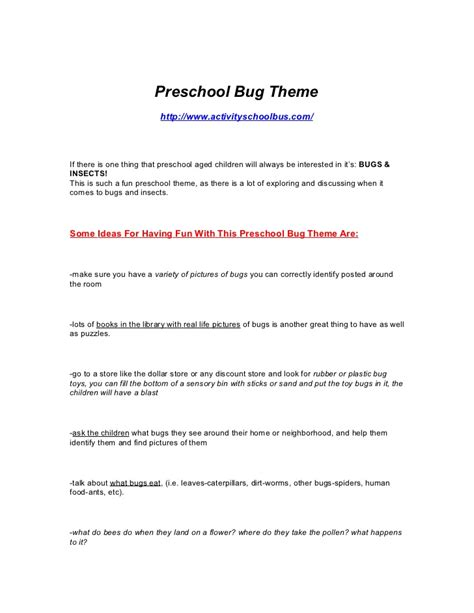images of bee curriculum for preschool preschool lesson plan bugs insect theme lesson