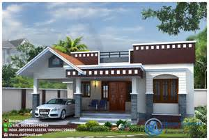 5 X 10 Bathroom Floor Plans modern single floor kerala home