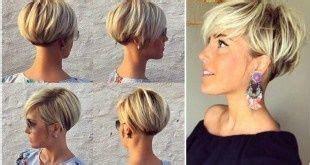 trend kurzhaarfrisuren frauen  hair short