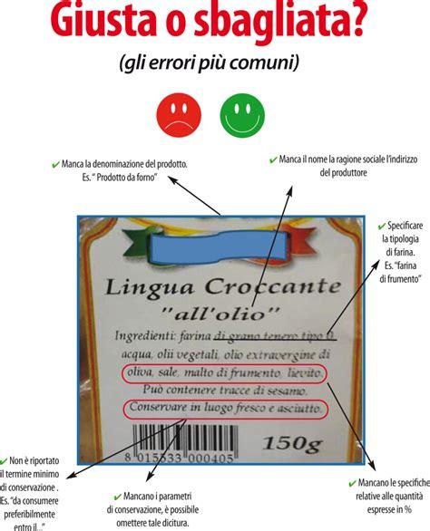 legge etichettatura alimenti legge sulle etichette alimentari