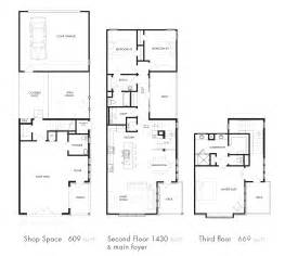 Shop Homes Floor Plans Au Unit1 Shop House Mueller In Mueller Home Details