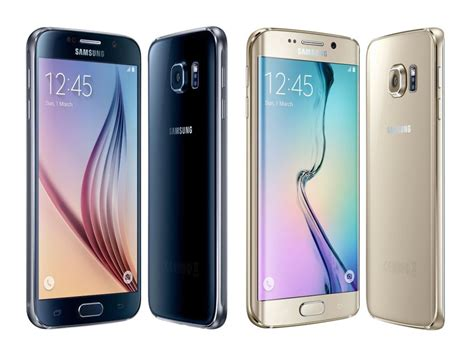 samsung galaxy s6 and s6 edge prices at verizon at t t mobile and sprint droid