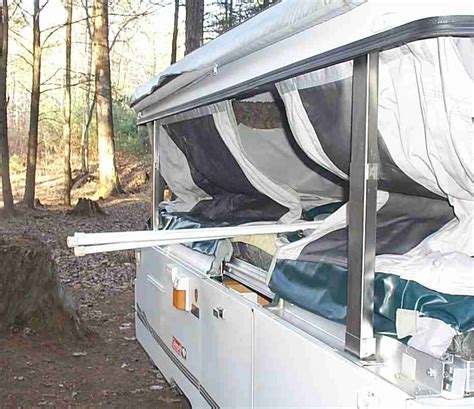 rv bag awning 27 innovative cer trailer poles fakrub com