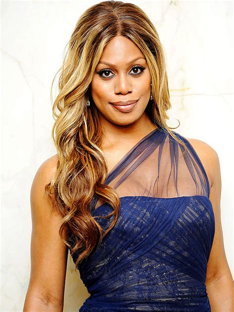 laverne cox the glaad wrap laverne cox on the mindy project music