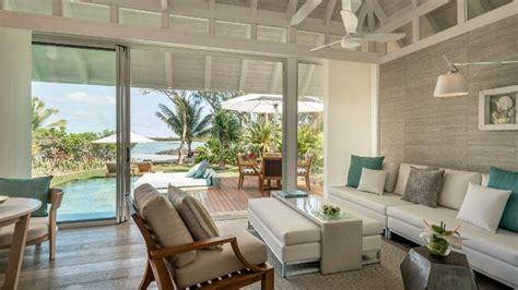 three bedroom villa four seasons resort mauritius at anahita sanctuary beach pool villa mauritius four seasons resort