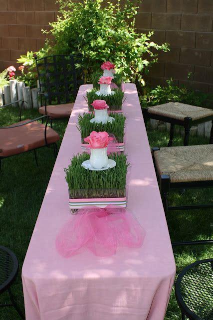 gorgeous garden tea party baby shower beautiful wheat