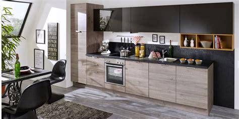 Küche Zwei Zeilen by K 252 Chenblock Modern Holz Dockarm