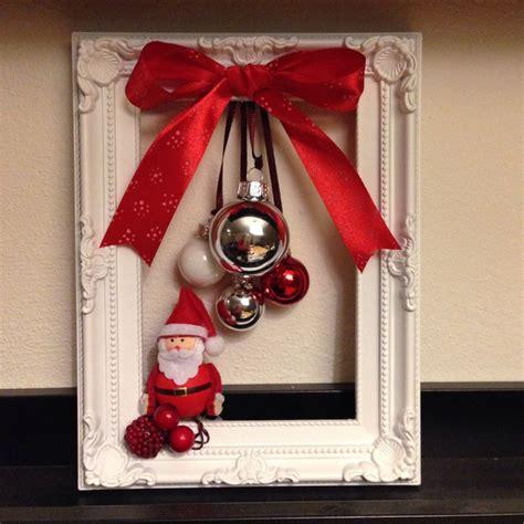 imagenes navideñas elegantes 27 ideas para utilizar marcos en decoraciones para esta