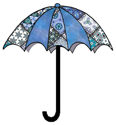 umbrella art pattern umbrella clip art cliparts co