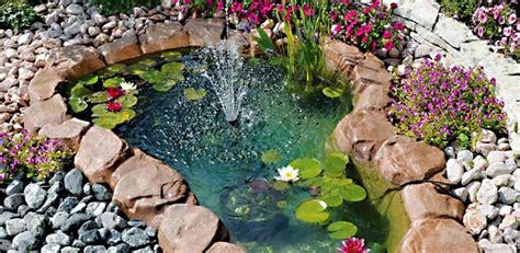 piccoli laghetti da giardino laghetto artificiale fai da te trucchi e consigli