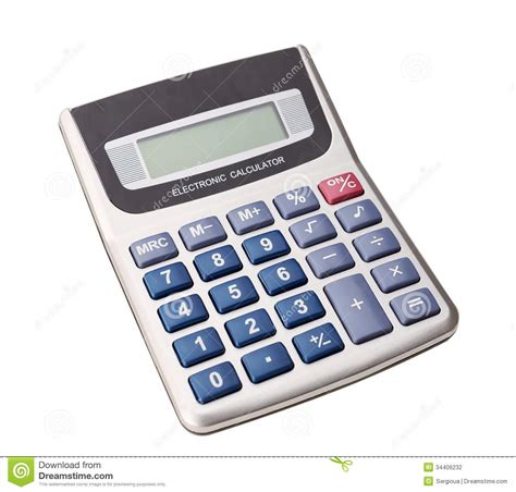 Digital Card Calculator by Modern Digital Calculator For Calculations Business