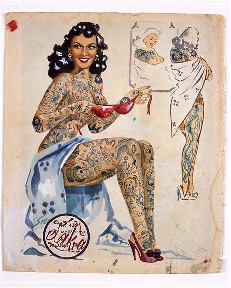 imagenes pin up tatuadas dr lakra kate macgarry