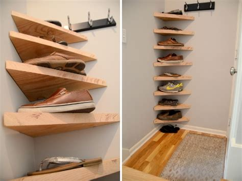 Simple Diy Shoe Rack Storage The Door For Small And Narrow Closet Spaces Ideas 55 Entryway Shoe Storage Ideas Keribrownhomes