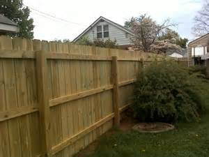 Fence Styles Wood Fence Photo Gallery Hamilton Fence Hamilton Fence