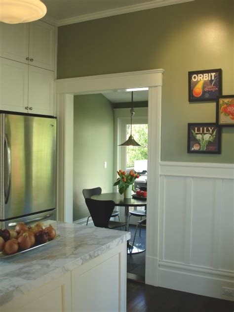 Kitchen Wainscoting Ideas Wainscoting In Kitchen Nook Peterson Home Ideas