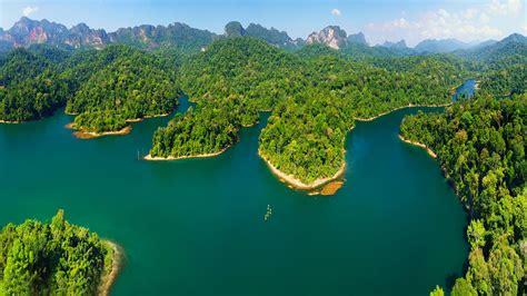 elephant hills rainforest camp khao sok national park