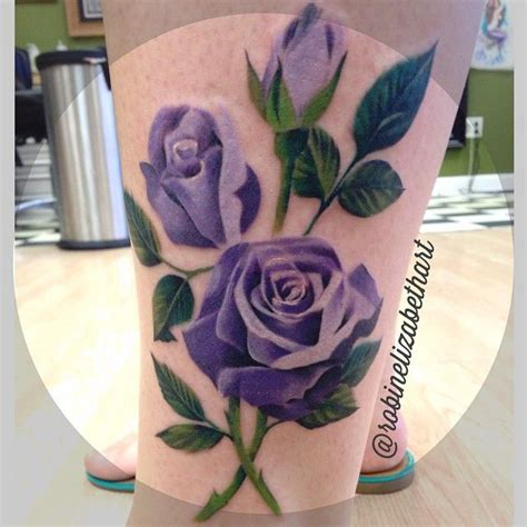purple roses tattoos 34 best small purple images on