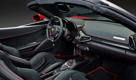 ferrari pininfarina sergio interior ferrari sergio delivered to first customer in abu dhabi
